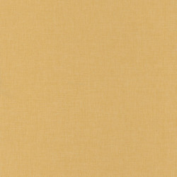 Papier peint Linen uni jaune - SUNNY DAY - Caselio - SNY68522120