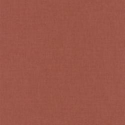 Papier peint Linen Uni orange - SUNNY DAY - Caselio - SNY68524250