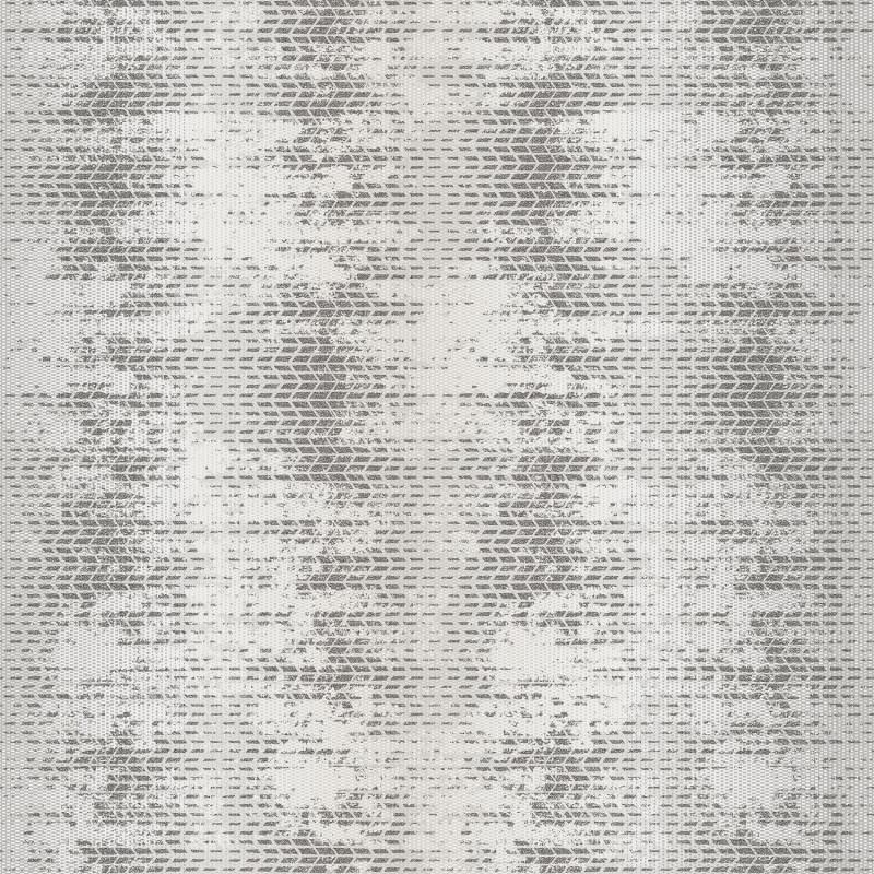 Papier peint Tissage gris et noir - BAMAKO - Lutèce - G78286