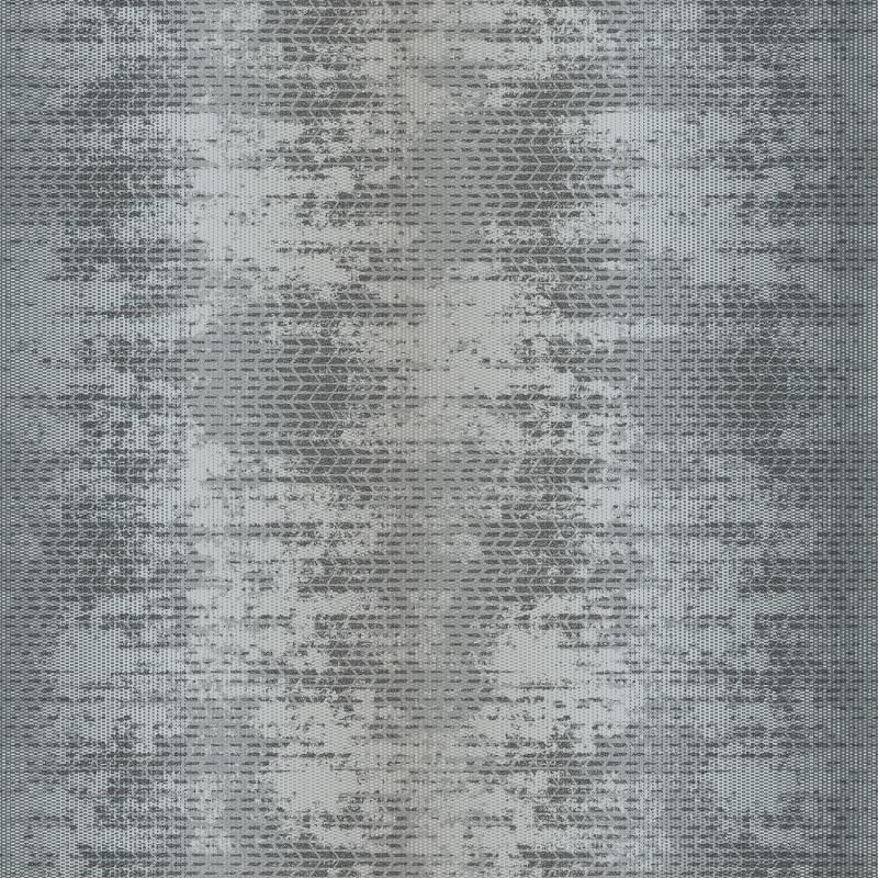 Papier peint Tissage bleu et noir - BAMAKO - Lutèce - G78288