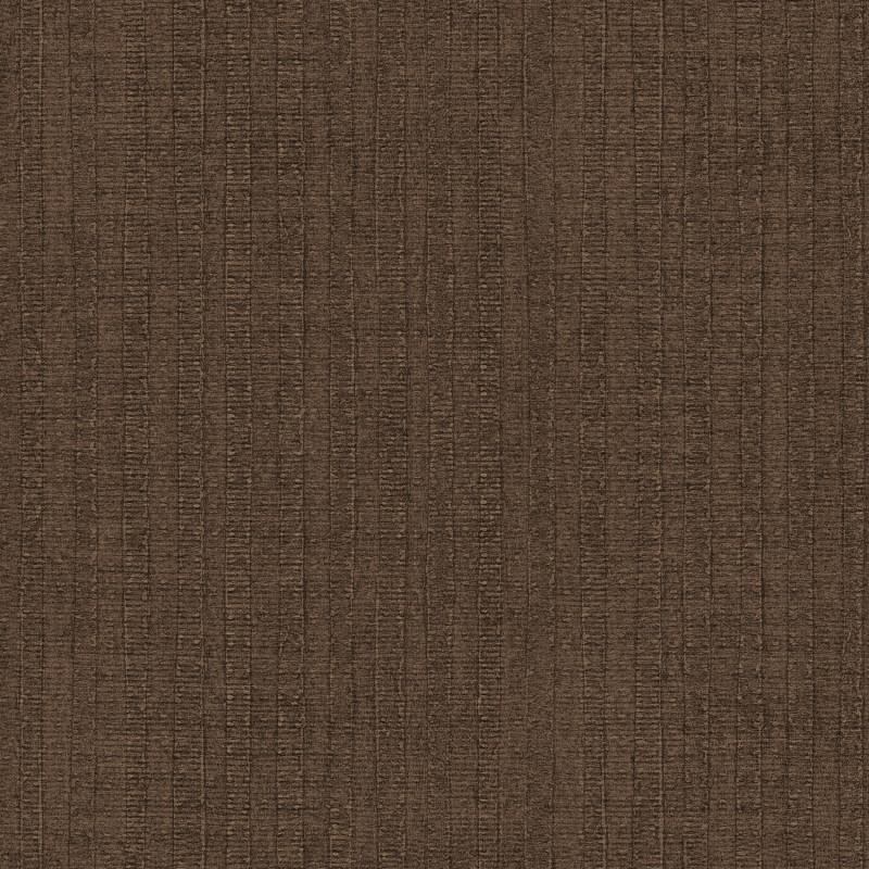 Papier peint Rayure Végétale brun - BAMAKO - Lutèce - G78322
