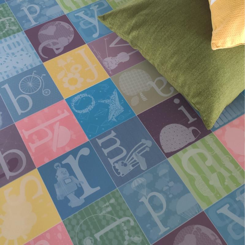 Sol PVC - ABC Spring - Iconik Confort TARKETT - rouleau 2M
