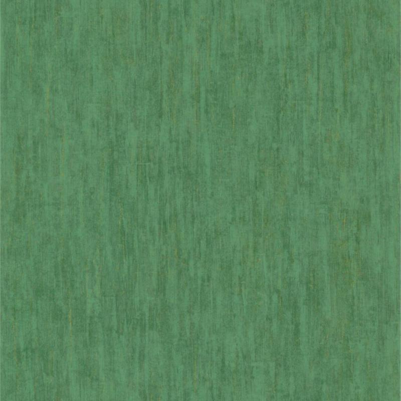 Papier peint Madera Vert Gazon - CUBA - Casadeco - CBBA84367337