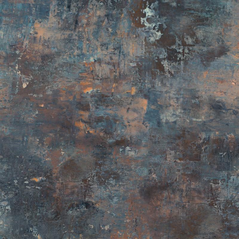 Panoramique Béton Brut bleu - FACTORY IV - Rasch - 429626