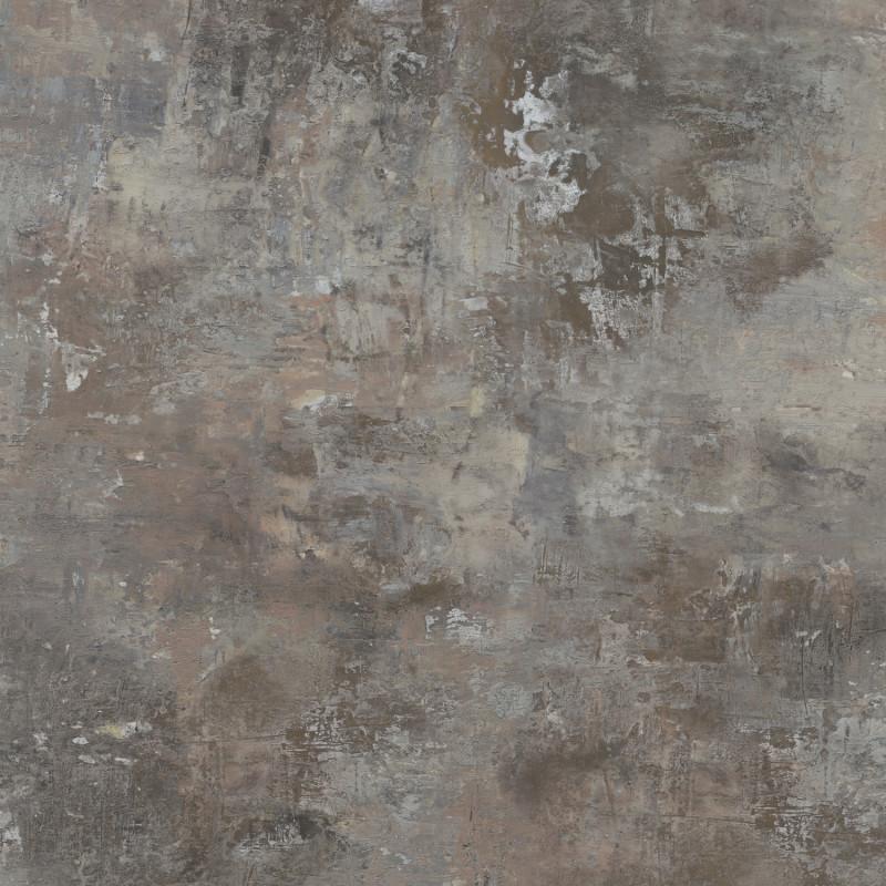 Panoramique Béton Brut taupe - FACTORY IV - Rasch - 429657