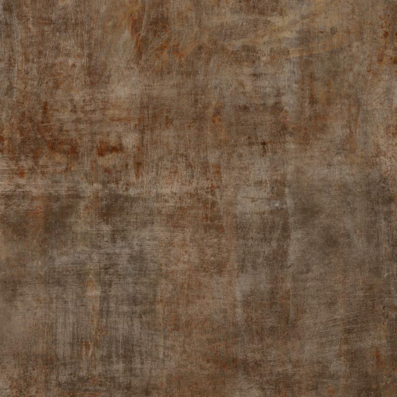 Panoramique Tole Rouillée marron - FACTORY IV - Rasch - 429756