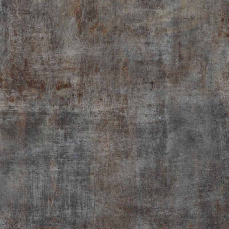 Panoramique Tole Rouillée noire - FACTORY IV - Rasch - 429749