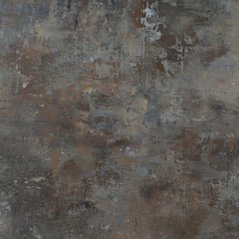 Panoramique Béton Brut gris foncé - FACTORY IV - Rasch - 429664