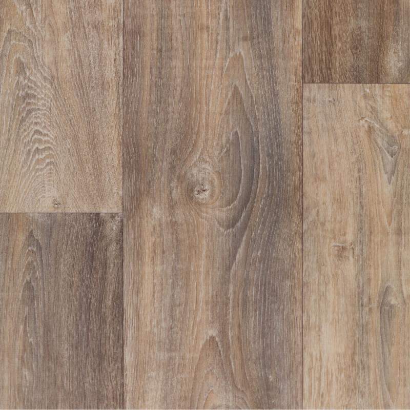 Sol PVC - Hudson Brown bois brun - Booster Gerflor - rouleau 4m