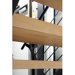 Moulure profil escalier de meunier TRENOVO