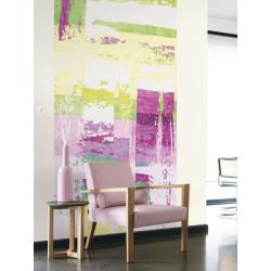 Panoramique intissé Abstract - collection SPRING - Casadeco