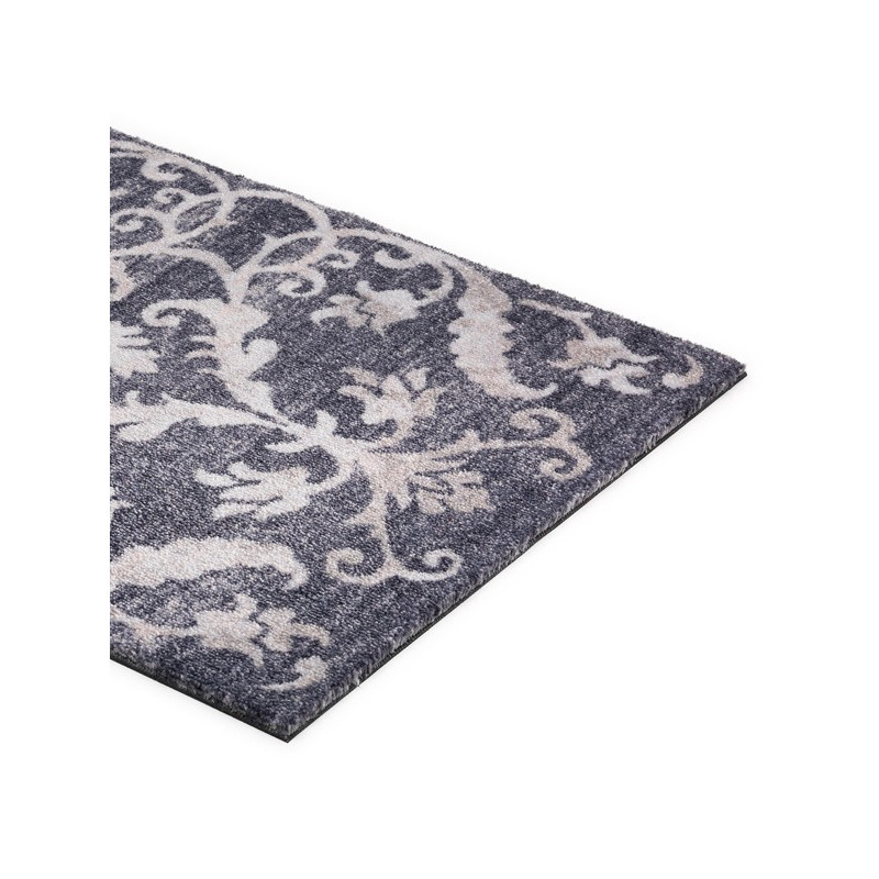 tapis de propret paillasson vintage gris brooklyn astra. Black Bedroom Furniture Sets. Home Design Ideas