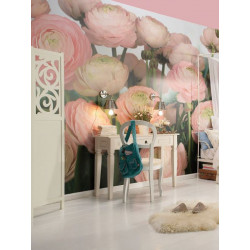 Panoramique GENTLE ROSE collection Floral - Komar