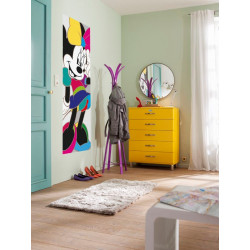 Panoramique MINNIE COLORFUL collection Disney - Komar