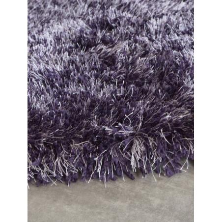 Tapis shaggy uni violet ITEM7
