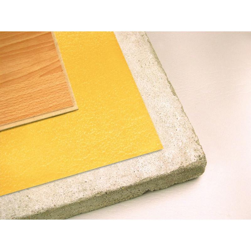 Sous-couche ISOLFOAM 30 WP isolation phonique - spéciale parquet et sol stratifié - THEARD