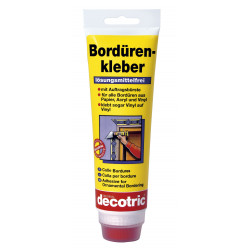 Colle Frise Décorative et Bordure - Tube 250g - DECOTRIC