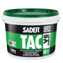 Colle Sol acrylique Hautes performances SADER TAC V6 Bostik - 6 et 20 kg