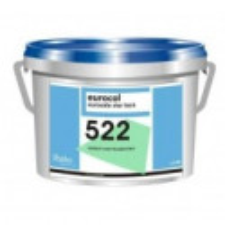 Colle pour sol PVC et textile EUROSAFE Super Plus 522 - Eurocol - 5kg