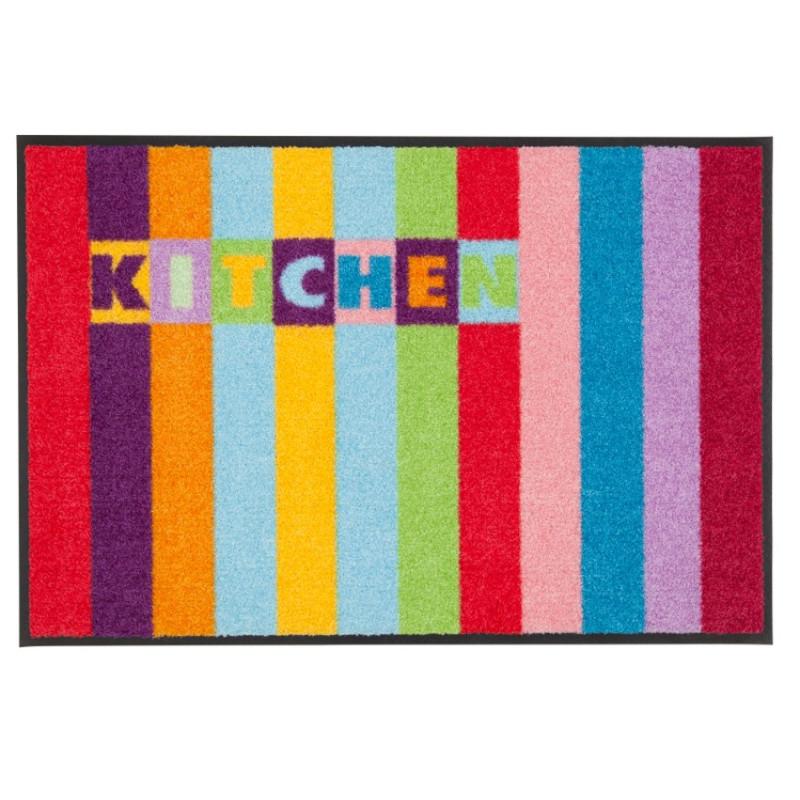 Tapis de propreté - paillasson CITY KITCHEN 50x75 - EFIA