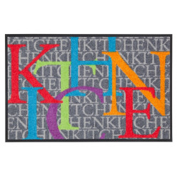 Tapis de propreté - paillasson KITCHEN NEWS - EFIA