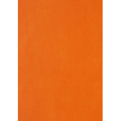 Papier peint Uni orange - LOVE - Caselio
