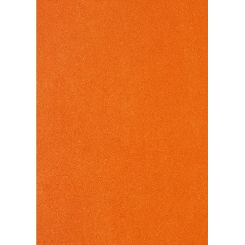Papier peint Uni orange - LOVE - Caselio