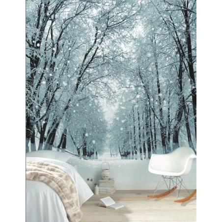 Panoramique intissé Nordique - Collection 10 - Caselio