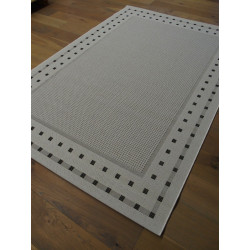 Tapis naturel tissé à plat ESSENZA