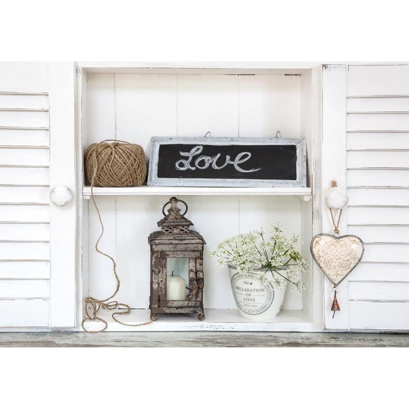 Toile imprimée Love Secret 70x100cm - Graham & Brown
