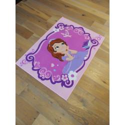 Tapis Disney Enfant - Sofia the first - 95x133cm