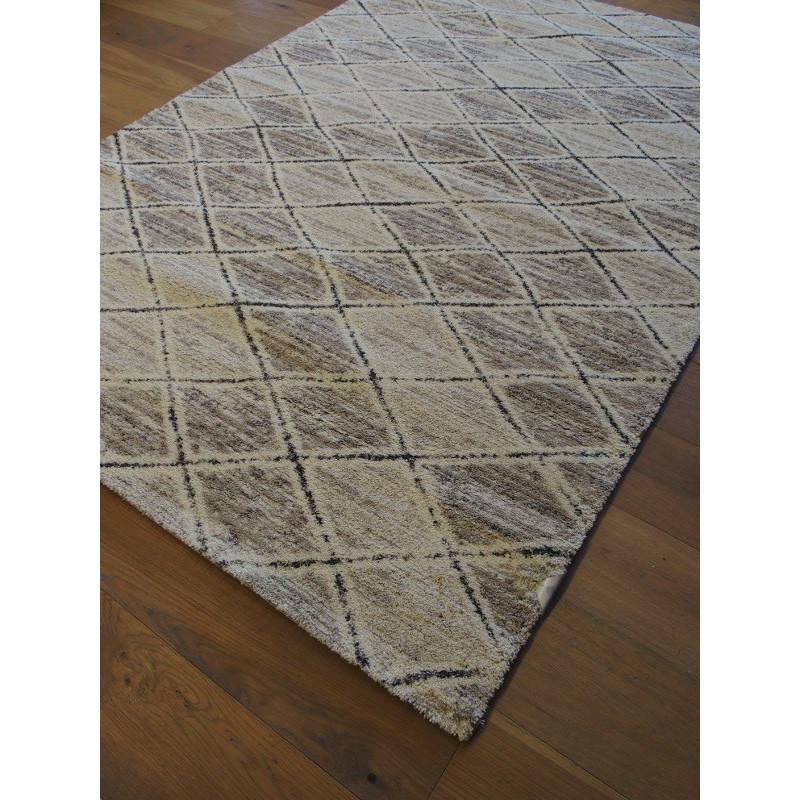 Tapis losange MAISENSE - 160x230