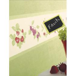 Frise Fruits rouge et vert - CAVAILLON - Caselio - CAV64988072