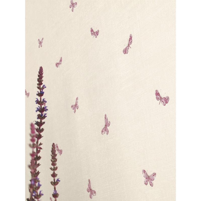 Papier peint à motif Papillons - Cavaillon - Caselio