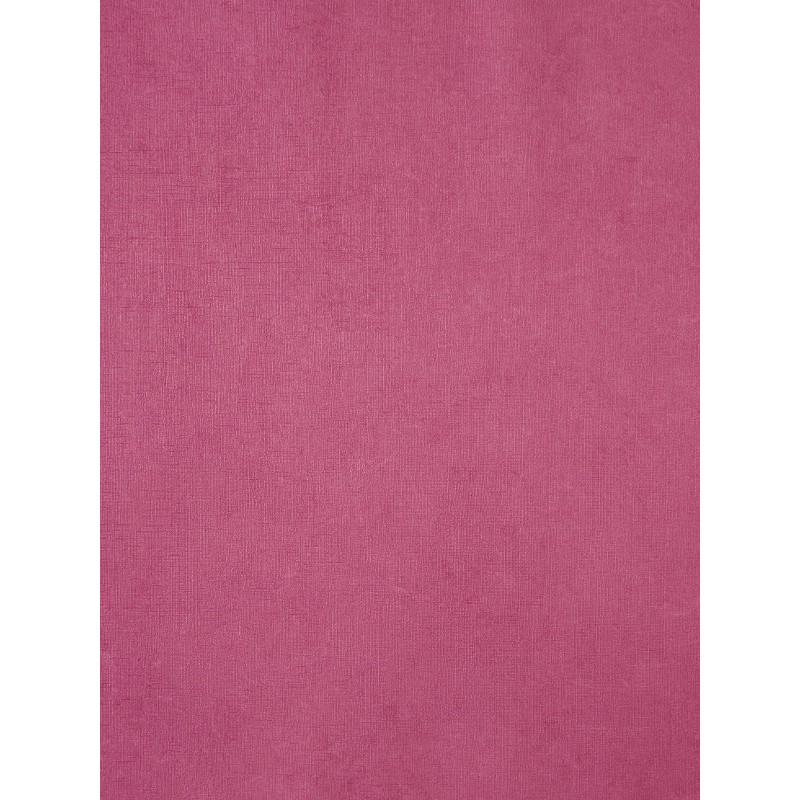 Papier peint uni rose fushia - Cavaillon - Caselio