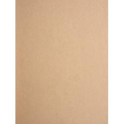 Papier peint uni marron clair - Chantilly - Casadeco