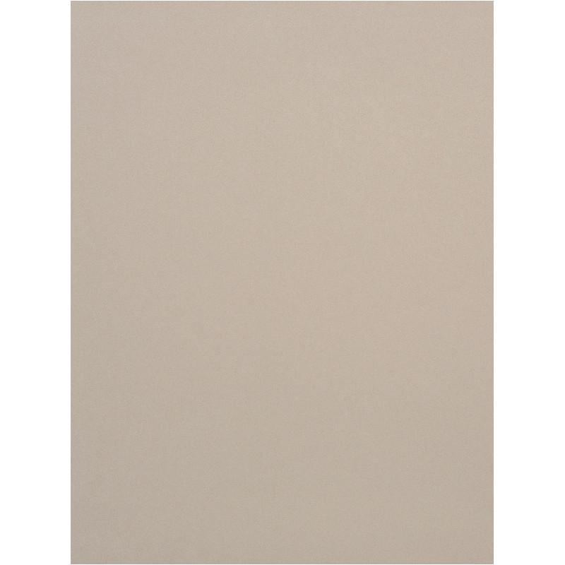 Papier peint uni taupe clair - Chantilly - Casadeco
