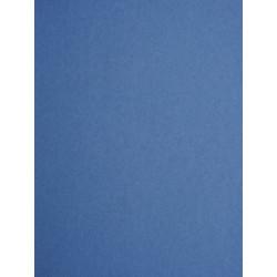 Papier peint uni bleu - Chantilly - Casadeco