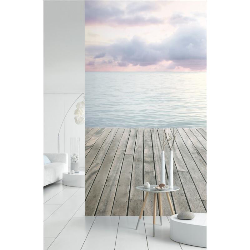 Panoramique poster intissé Horizon - Marina - Casadeco