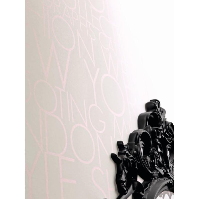 Papier peint à motif Shooting gris - Love - Caselio