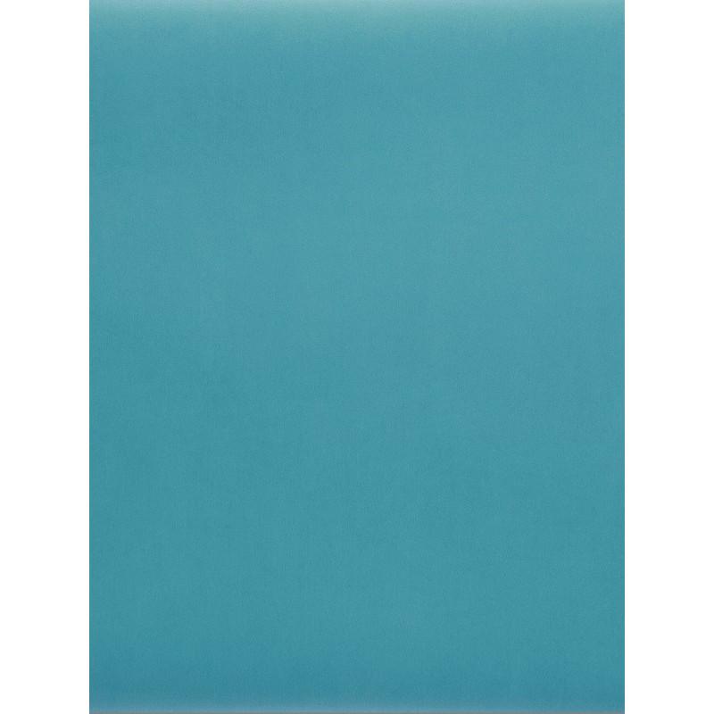 Papier peint Uni bleu - LOVE - Caselio