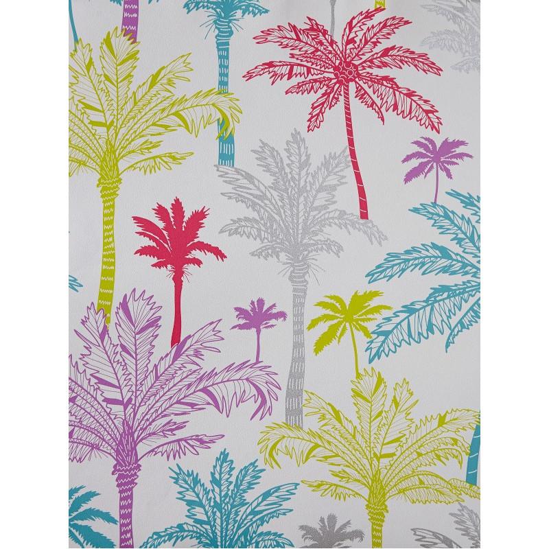 Papier peint à motif Hawaï - Love - Caselio