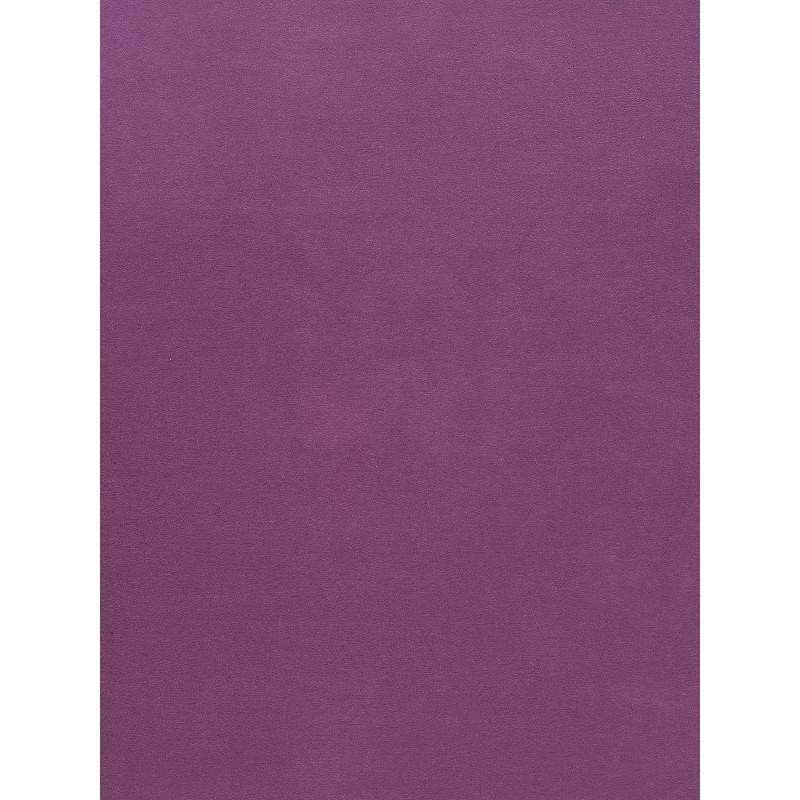 Papier peint Uni violet prune - LOVE - Caselio