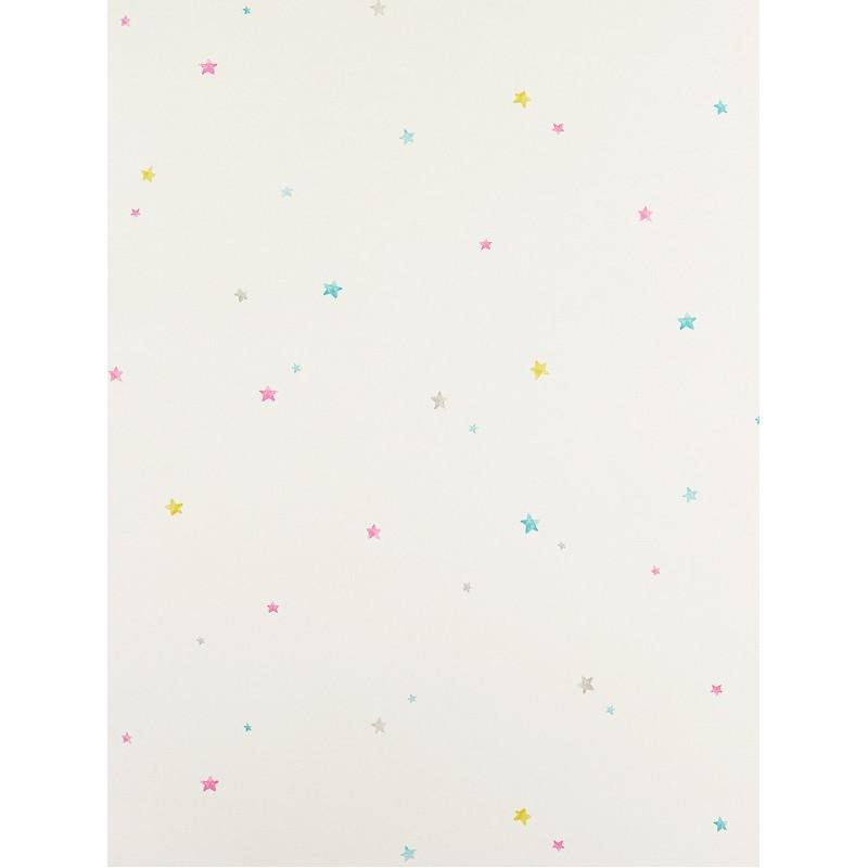 Papier Peint Etoiles - ARC-EN-CIEL - Casadeco - CFT25507110