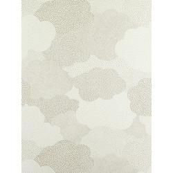Papier Peint à motifs Nuages gris - Arc-en-ciel - Casadeco
