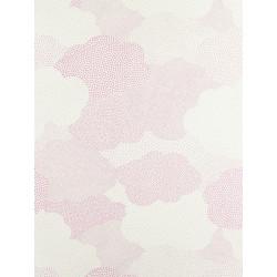 Papier Peint à motifs Nuages rose - Arc-en-ciel - Casadeco
