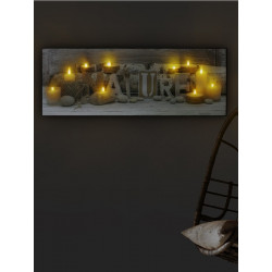 Toile Led Nature - 45x140cm - Graham & Brown