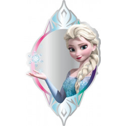 Miroir Medium Frozen Elsa - 30x50cm - Graham & Brown