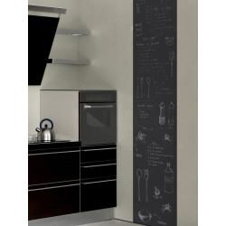 Lé Unique Recette de cuisine - 50x250cm - Graham & Brown