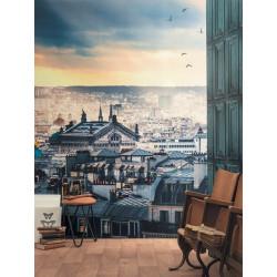 """Panoramique METAPHORE """" Paris """" par Caselio"""